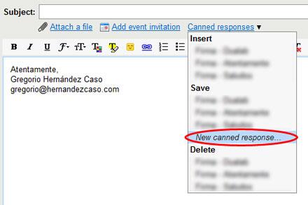 Múltiples etiquetas en Gmail - Paso B